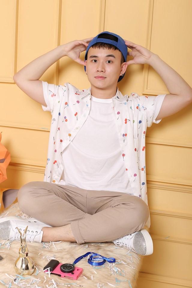 Hot face Huỳnh Đăng Thông: Ngoài đời tôi cũng lầy nhưng nhẹ hơn - Ảnh 5.
