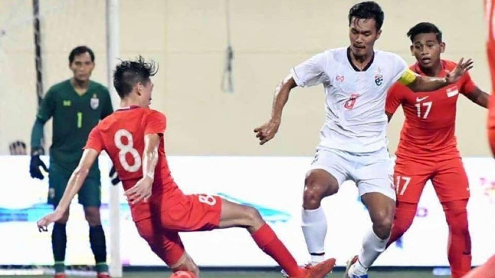 Bóng đá Thái Lan nhận thêm đòn đau sau khi thua Việt Nam - Ảnh 1.