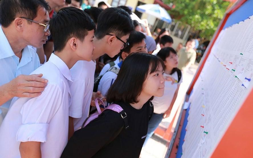 Đề thi vào lớp 10 chuyên môn Lịch sử tỉnh Nghệ An năm 2019