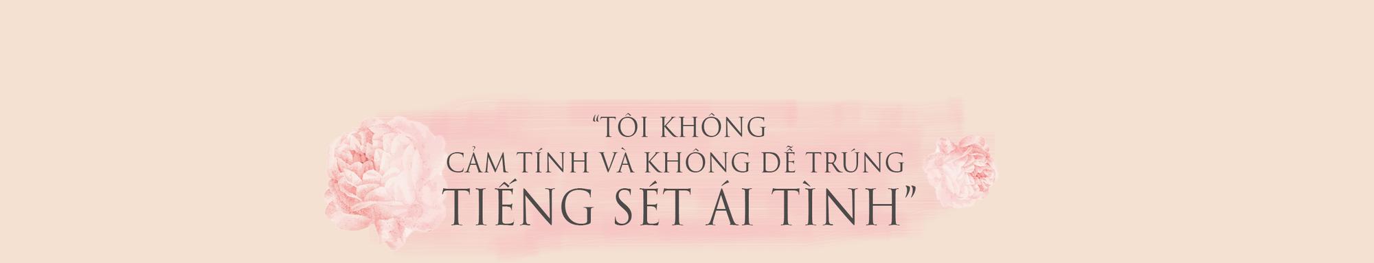 Ninh Dương Lan Ngọc: Tôi không cảm tính và dễ trúng tiếng sét ái tình - Ảnh 6.
