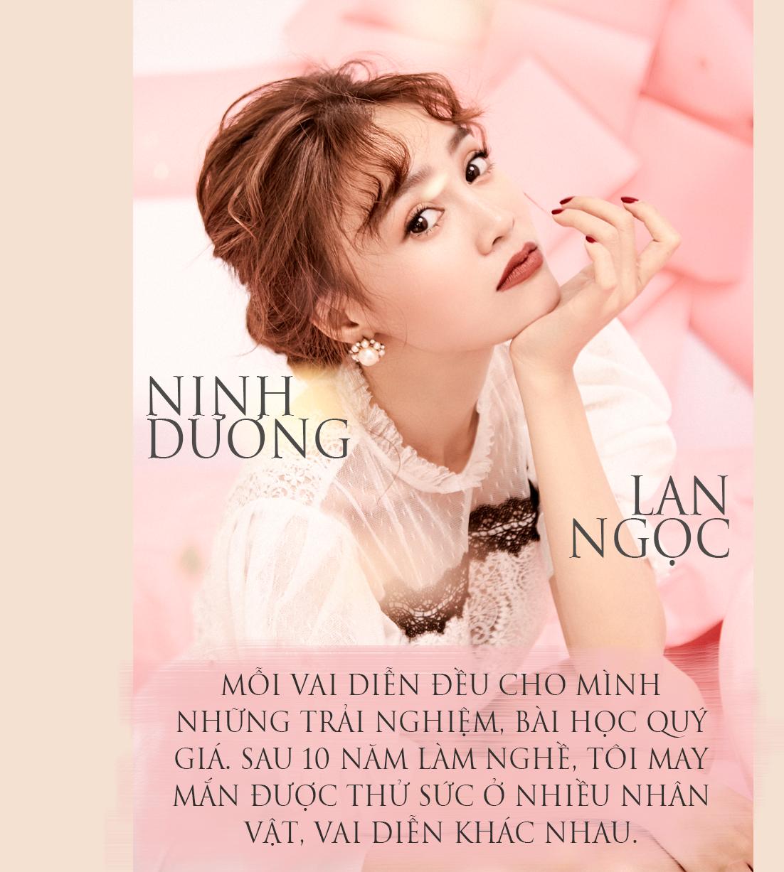 Ninh Dương Lan Ngọc: Tôi không cảm tính và dễ trúng tiếng sét ái tình - Ảnh 2.