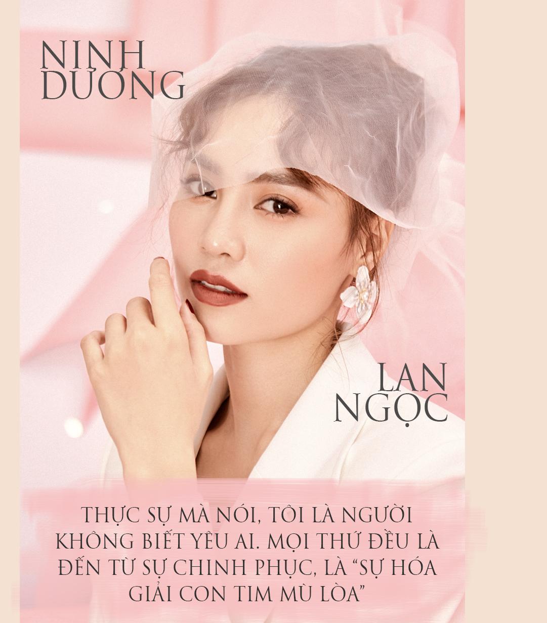 Ninh Dương Lan Ngọc: Tôi không cảm tính và dễ trúng tiếng sét ái tình - Ảnh 8.
