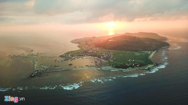 Bốn tuyến du lịch đặc biệt trong công viên địa chất Lý Sơn - Sa Huỳnh - Ảnh 1.