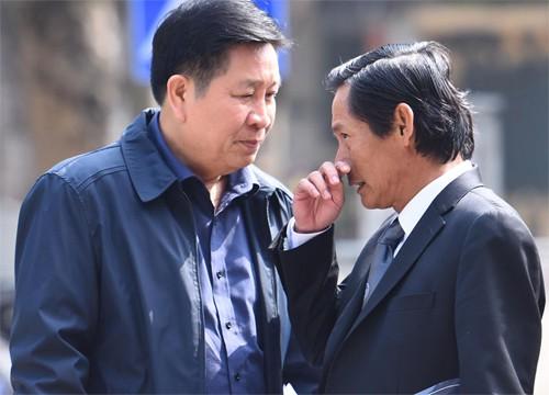 Tòa Cấp cao xét kháng cáo của hai cựu thứ trưởng công an - Ảnh 1.
