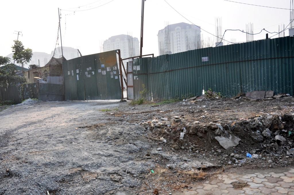 Khu đô thị Ciputra và những dự án 10 năm bỏ hoang - Ảnh 1.