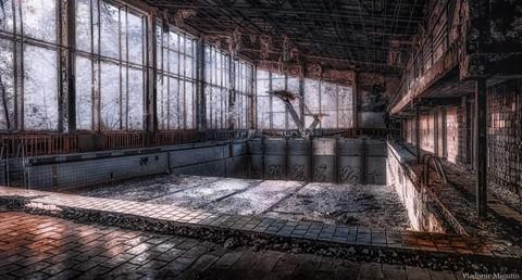 Vùng đất chết Chernobyl hóa xứ thần tiên qua ống kính nhiếp ảnh gia - Ảnh 8.