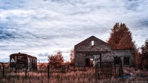 Vùng đất chết Chernobyl hóa xứ thần tiên qua ống kính nhiếp ảnh gia - Ảnh 9.
