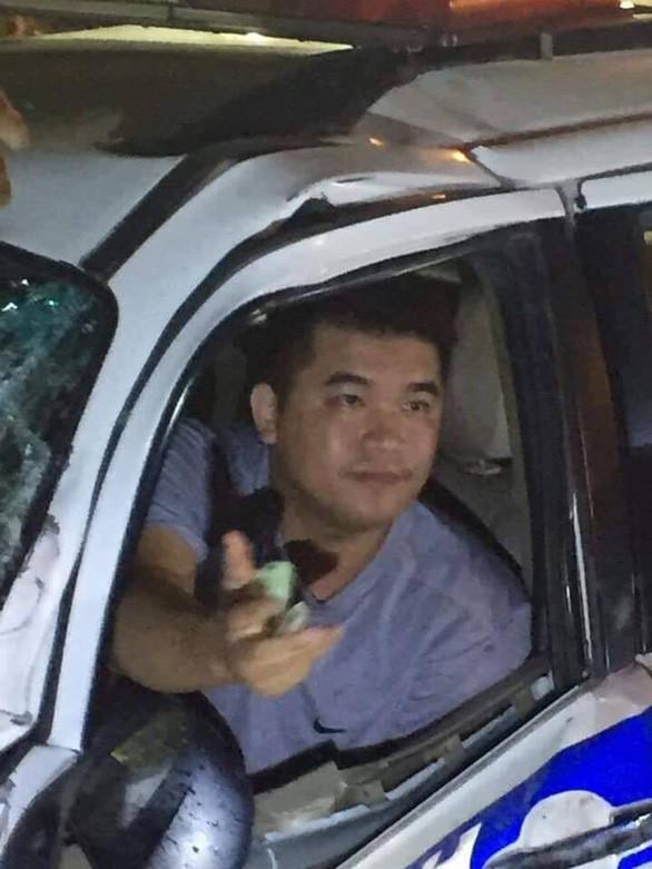 Xe CSGT Bình Dương gây tai nạn, 1 người tử vong - Ảnh 3.