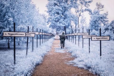 Vùng đất chết Chernobyl hóa xứ thần tiên qua ống kính nhiếp ảnh gia - Ảnh 3.