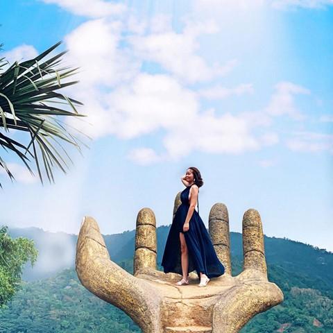 Bàn tay vàng trong làng sống ảo đẹp mê mẩn giữa rừng - Ảnh 4.