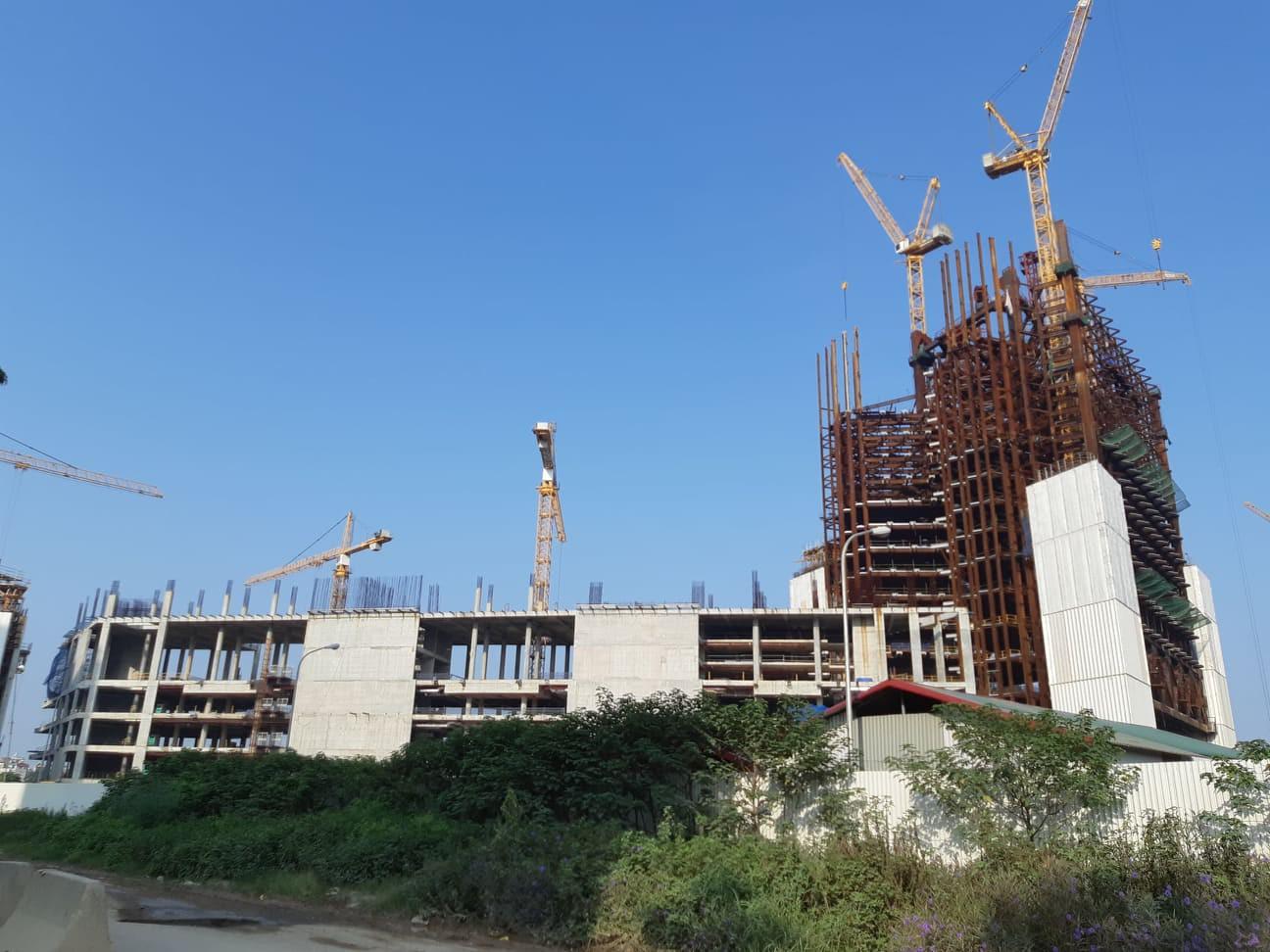 Khu đô thị Ciputra và những dự án 10 năm bỏ hoang - Ảnh 6.