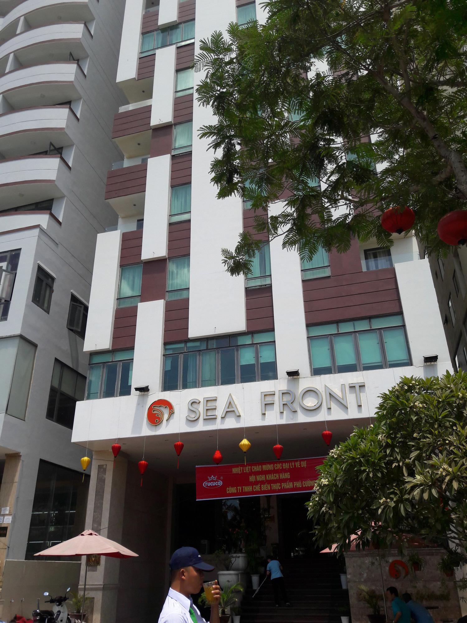 Vụ 14 khách du lịch Lào nghi ngộ độc: Có côn trùng trong khu vực chế biến khách sạn Seafront - Ảnh 1.