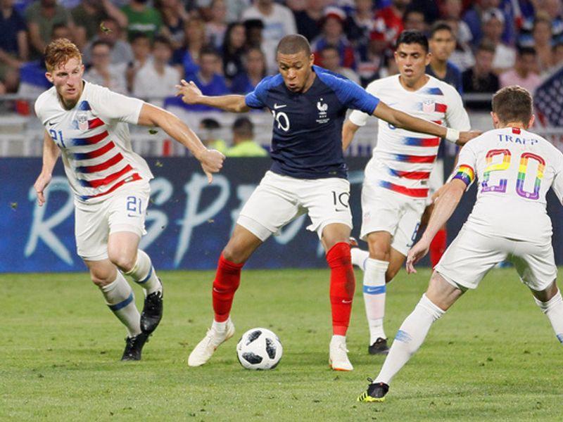 Nhận định bóng đá vòng loại Euro 2020, Andorra vs Pháp, 01h45 12/6: Nhà vô địch rửa mặt - Ảnh 1.