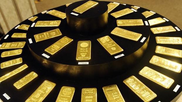 Giá vàng hôm nay 12/6: Tiếp đà sụt giảm  - Ảnh 1.