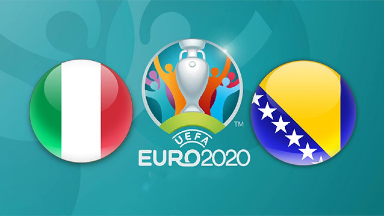 Nhận định bóng đá vòng loại Euro 2020, Italia vs Bosnia  (01h45 12/06): Tô thắm sắc thiên thanh - Ảnh 1.
