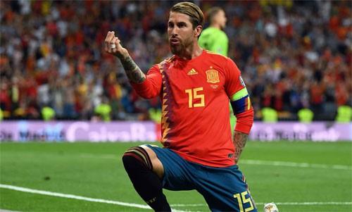 Tây Ban Nha thắng trận thứ tư liên tiếp tại vòng loại Euro 2020 - Ảnh 1.