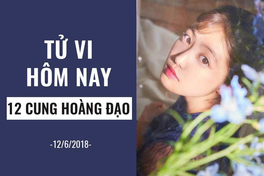 Tử vi hôm nay (12/6/2019) của 12 cung hoàng đạo: Kim Ngưu độc thân vui vẻ, Kim Ngưu có đôi sóng gió - Ảnh 1.