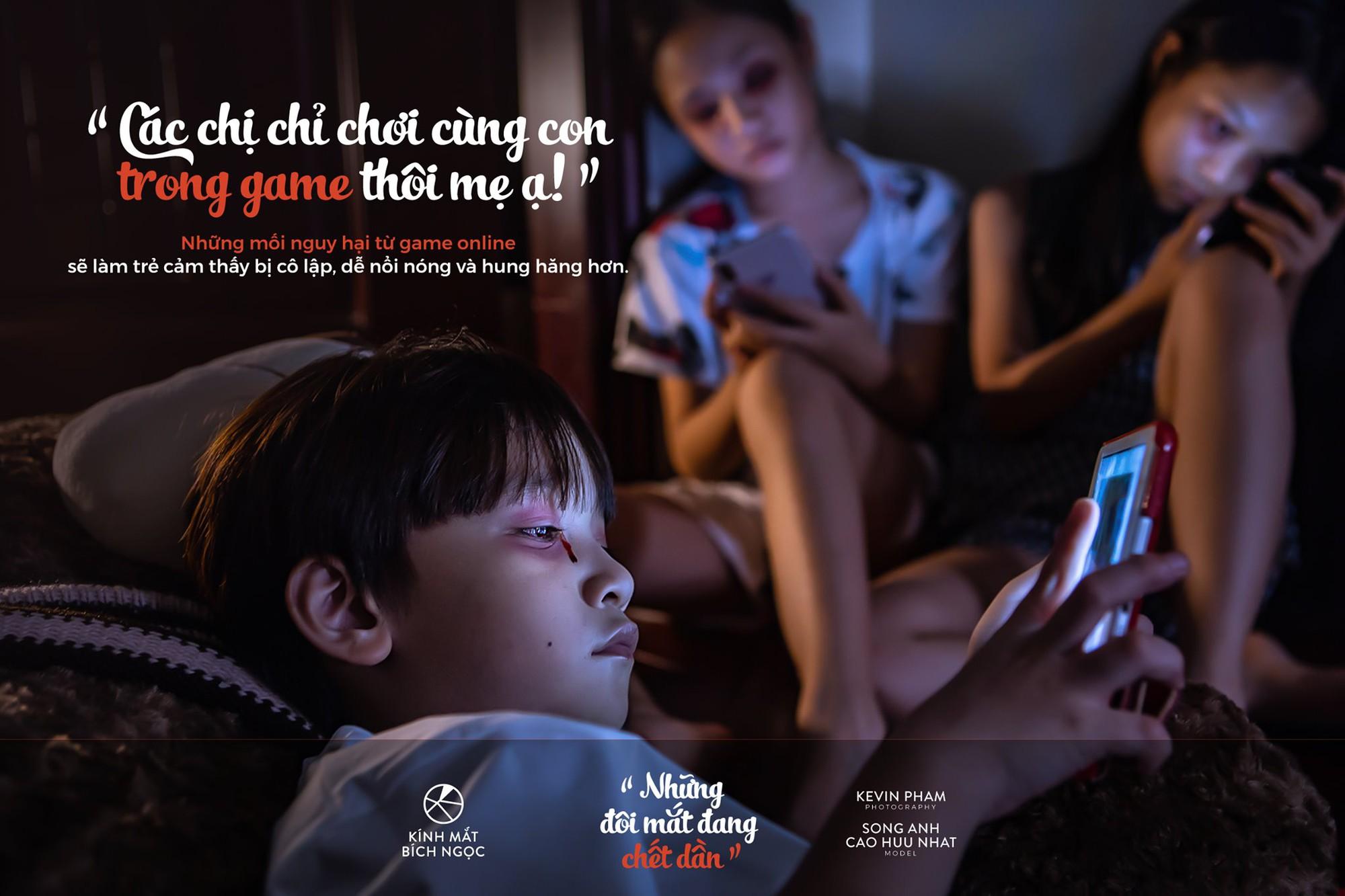 Cha mẹ thời 4.0: Khi Smartphone trở thành 'công cụ dỗ dành' - Ảnh 6.