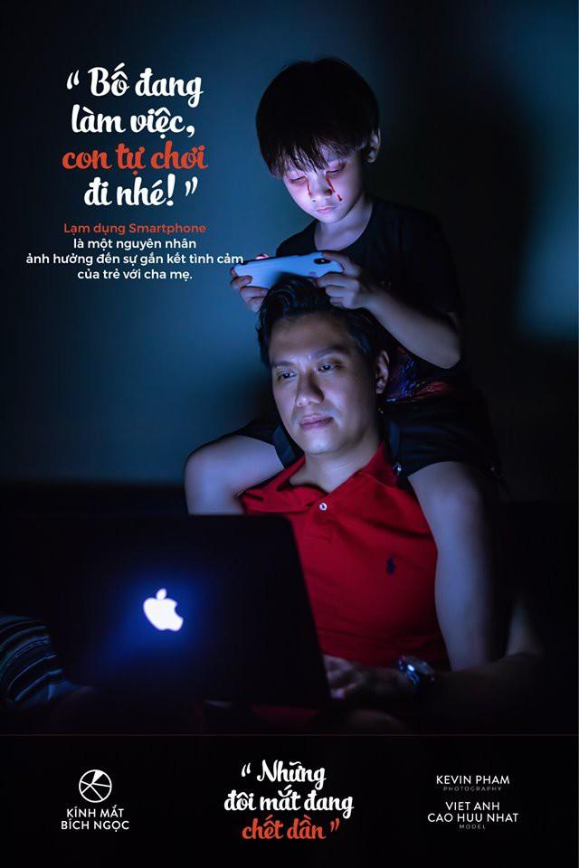 Cha mẹ thời 4.0: Khi Smartphone trở thành 'công cụ dỗ dành' - Ảnh 2.