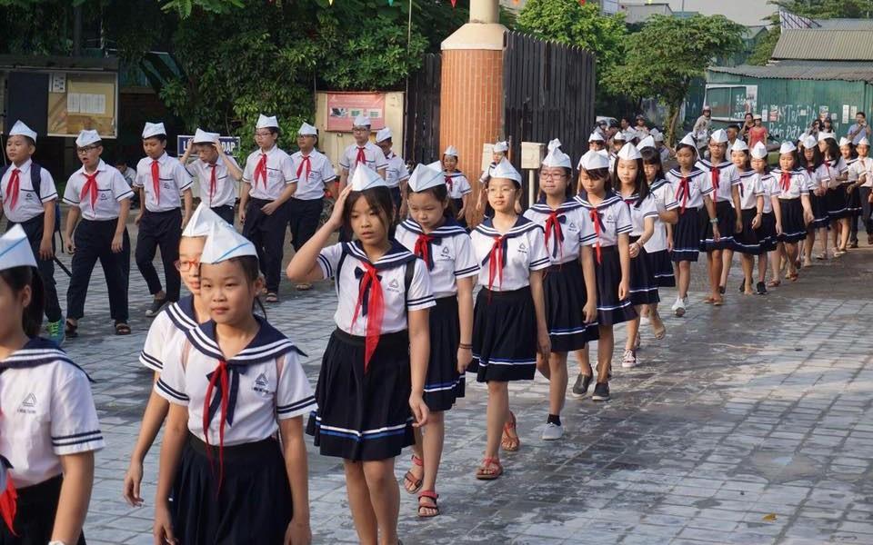 Trường Lương Thế Vinh chốt mức điểm nhận học sinh sau vụ điểm chuẩn lớp 6 'tăng đột ngột' trong đêm