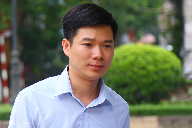 Toà Hoà Bình xét kháng cáo xin giảm án của Hoàng Công Lương - Ảnh 1.