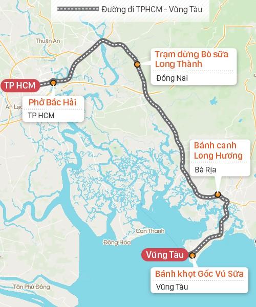 Điểm dừng chân có món ngon trên đường TP HCM - Vũng Tàu - Ảnh 4.