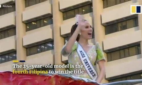 Lý do các cô gái Philippines 'cuồng' thi hoa hậu - Ảnh 3.