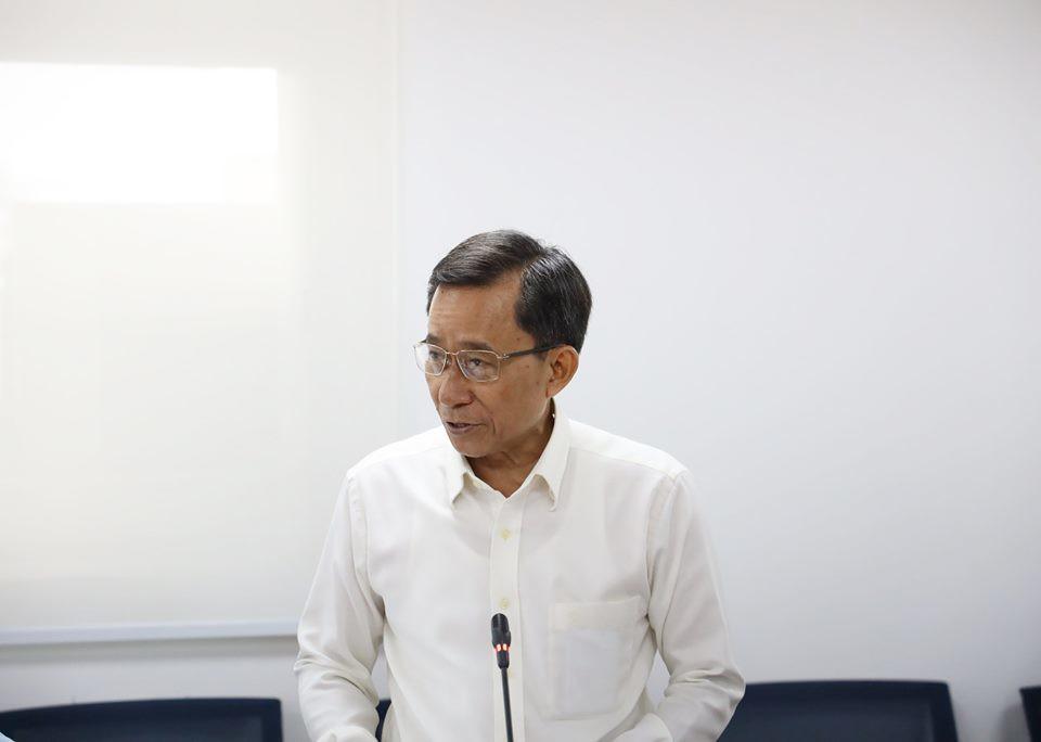 Đơn xin từ chức của ông Đoàn Ngọc Hải được nộp cho bảo vệ - Ảnh 1.