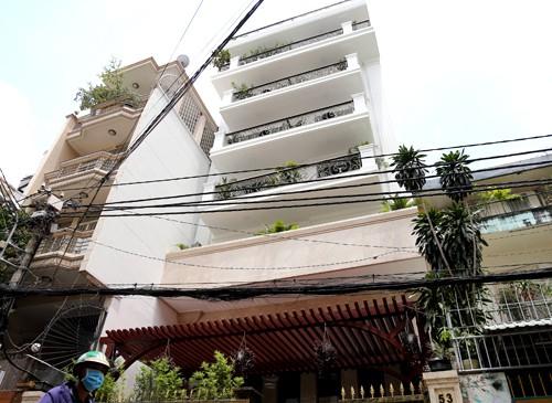 Ông Đoàn Ngọc Hải liên quan sai phạm cấp phép xây khách sạn, cao ốc - Ảnh 2.