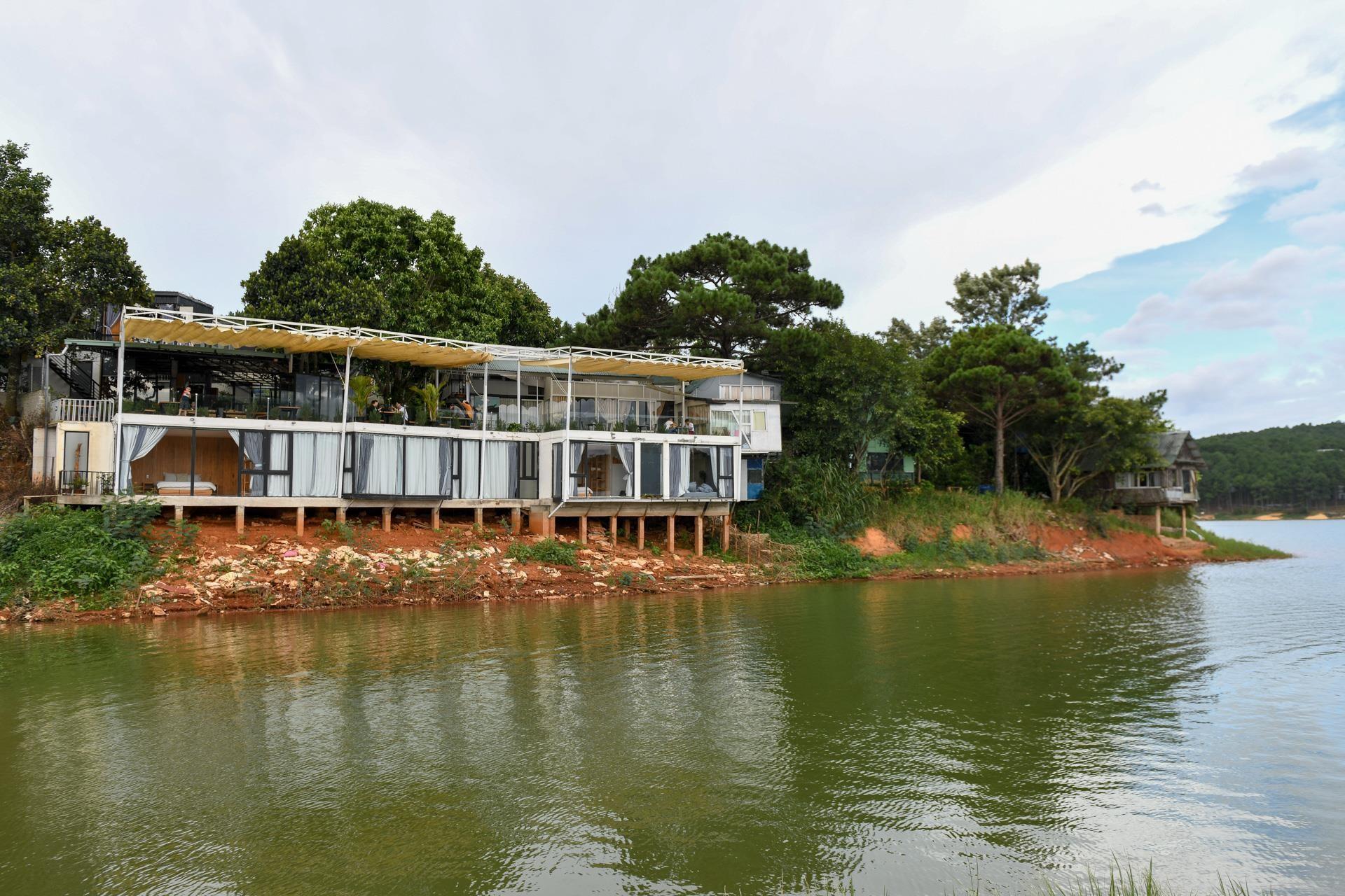 Nhiều dự án bất động sản sai phạm 'bao vây' hồ Tuyền Lâm ở Đà Lạt - Ảnh 10.