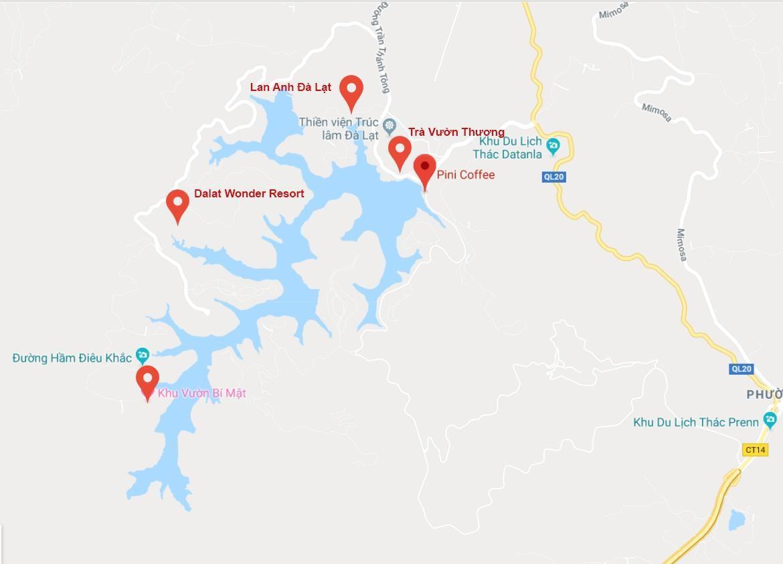 Nhiều dự án bất động sản sai phạm 'bao vây' hồ Tuyền Lâm ở Đà Lạt - Ảnh 15.