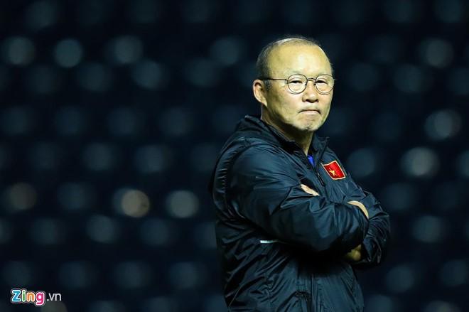 'Thái Lan đang nhòm ngó, VFF phải gia hạn với HLV Park sớm hơn' - Ảnh 1.