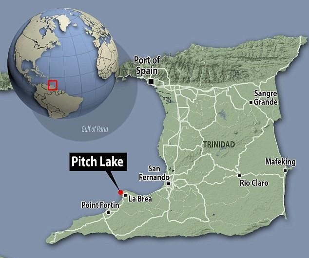 Trải nghiệm tắm ở hồ nhựa đường tự nhiên lớn nhất thế giới - Ảnh 7.