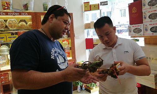 Thương nhân Hong Kong vượt nghìn km sang Việt Nam mua sâm Ngọc Linh - Ảnh 1.