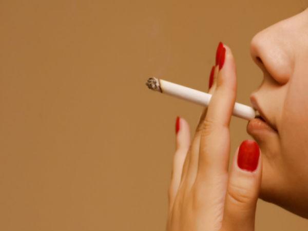 Thuốc lá hủy hoại nhan sắc của bạn như thế nào? - Ảnh 1.