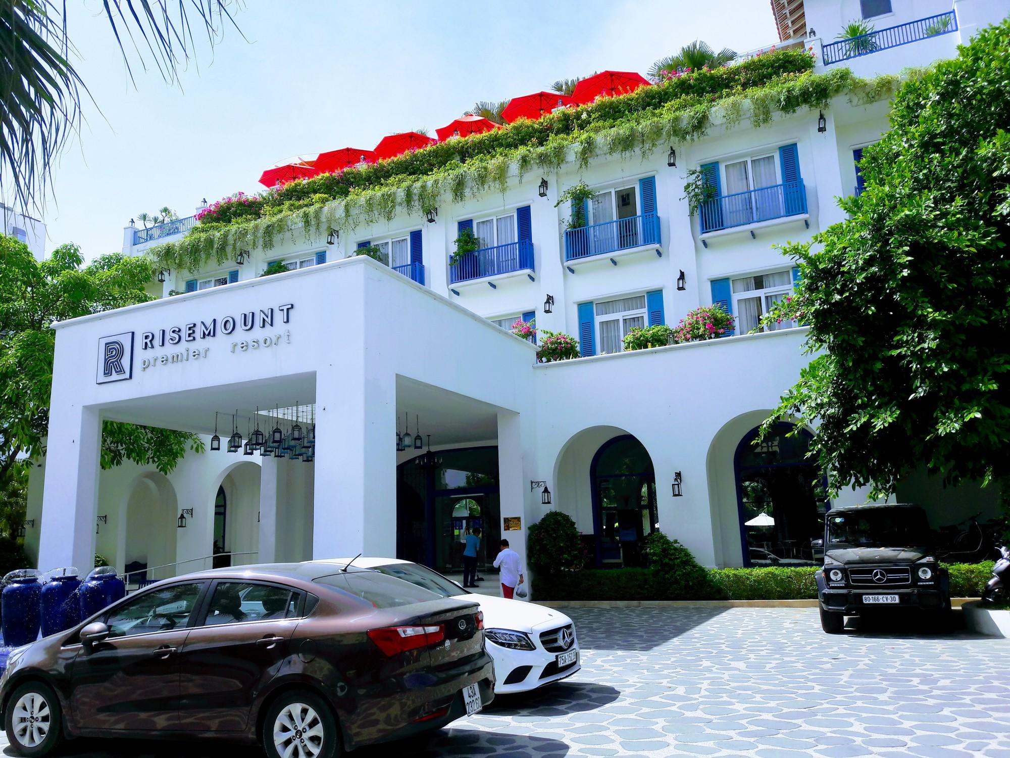 Hàng loạt khách sạn 5 sao Đà Nẵng vi phạm quy định xử lí nước thải, bị phạt 630 triệu đồng - Ảnh 1.