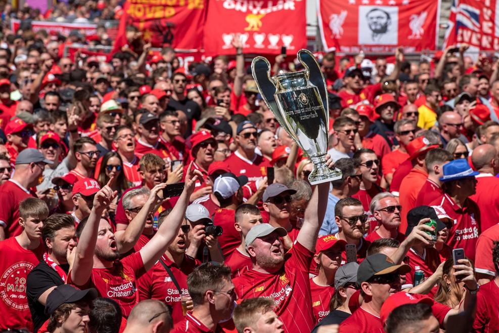Liverpool có chức vô địch Champions League, Klopp đã hoàn thành lời hứa - Ảnh 7.