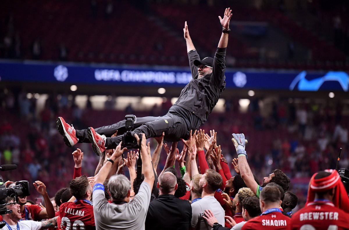 Nhẹ nhàng vượt qua Tottenham, Liverpool lên đỉnh châu Âu sau 14 năm chờ đợi - Ảnh 5.