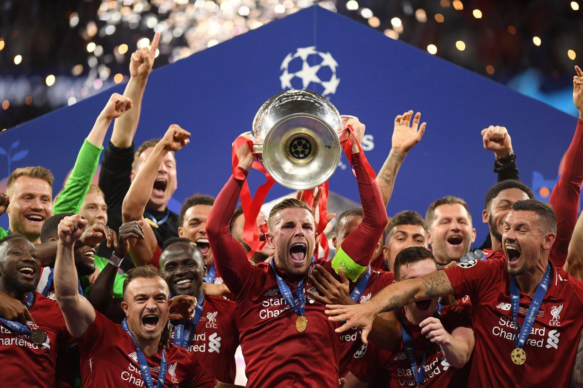 Nhẹ nhàng vượt qua Tottenham, Liverpool lên đỉnh châu Âu sau 14 năm chờ đợi - Ảnh 6.