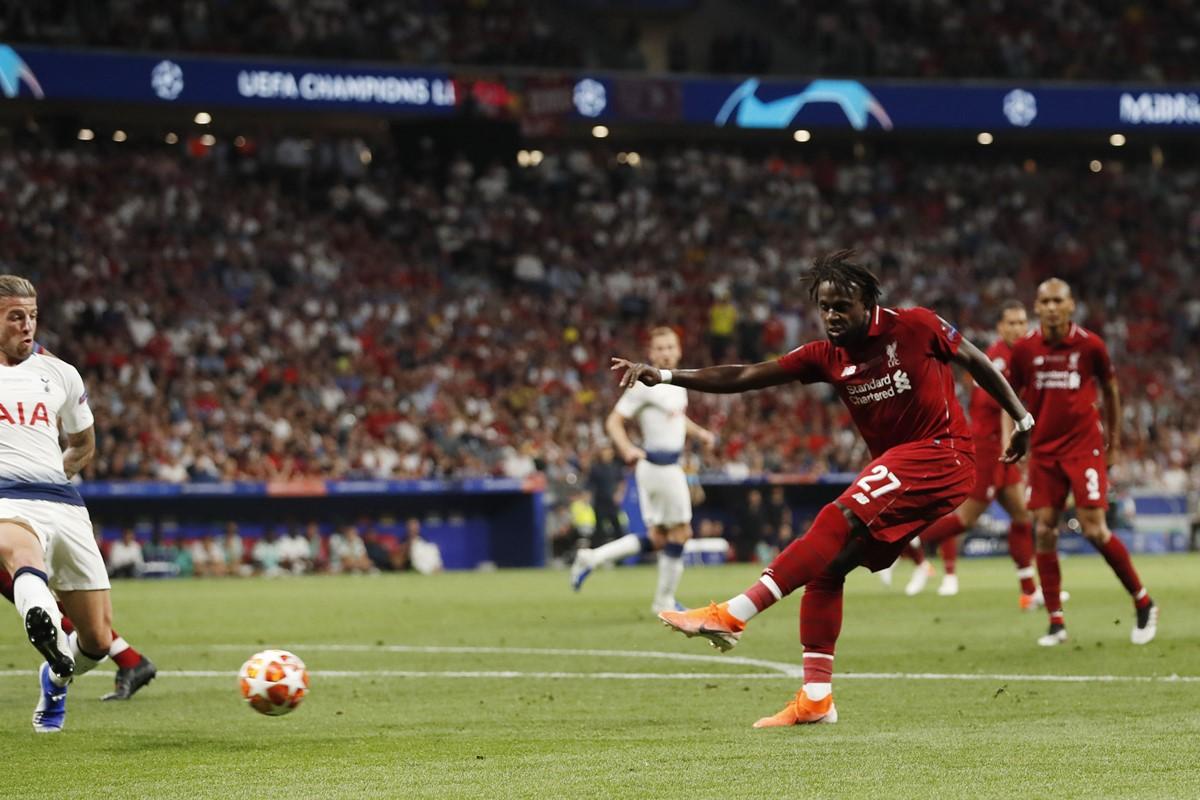 Nhẹ nhàng vượt qua Tottenham, Liverpool lên đỉnh châu Âu sau 14 năm chờ đợi - Ảnh 4.
