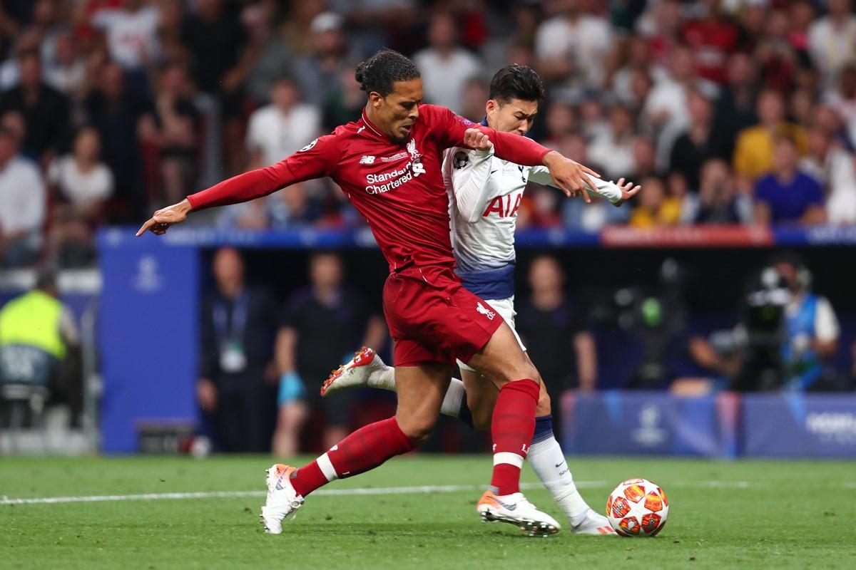 Nhẹ nhàng vượt qua Tottenham, Liverpool lên đỉnh châu Âu sau 14 năm chờ đợi - Ảnh 3.