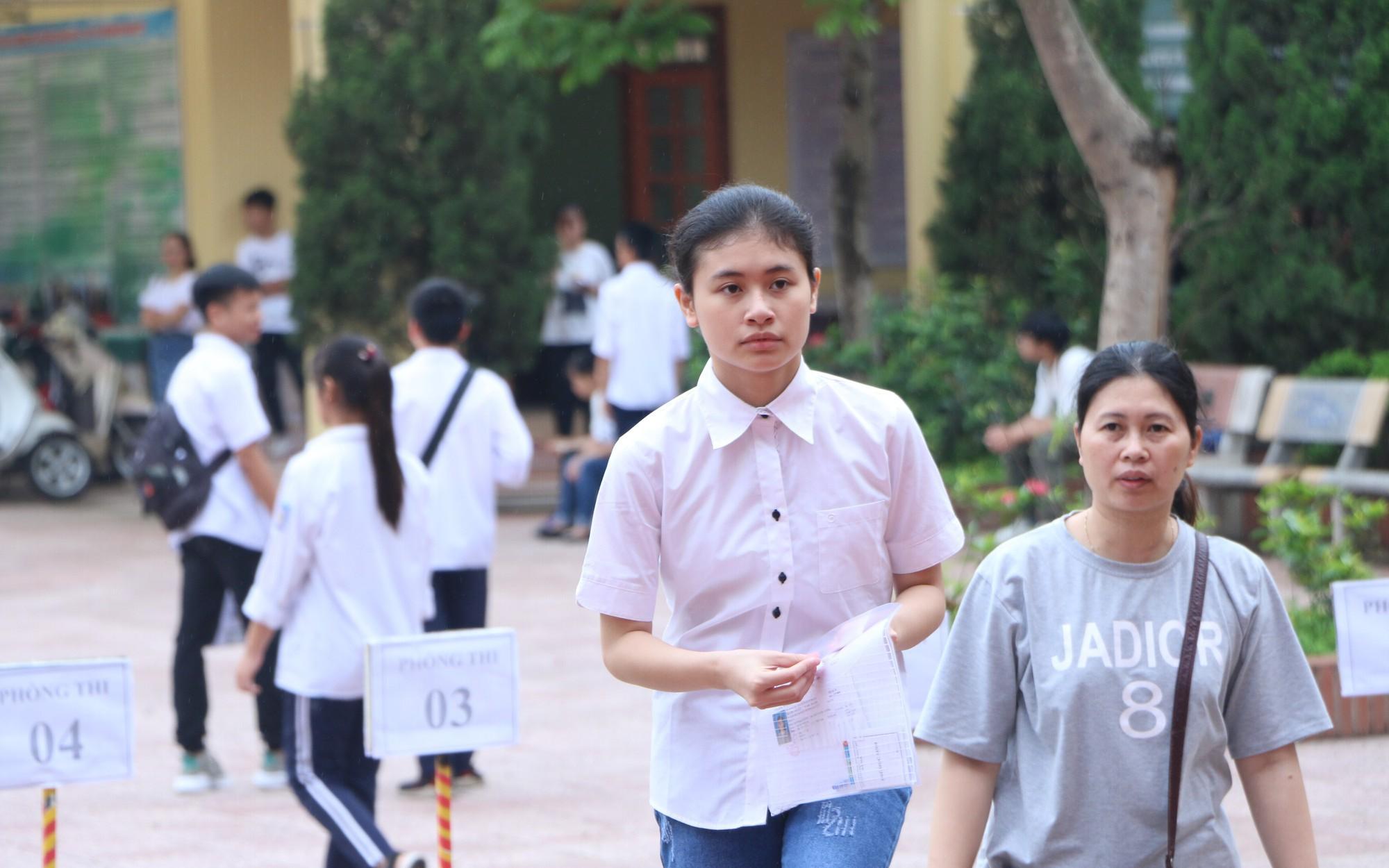 Đáp án đề thi vào lớp 10 môn Lịch sử năm 2019 ở Hà Nội, mã đề 002