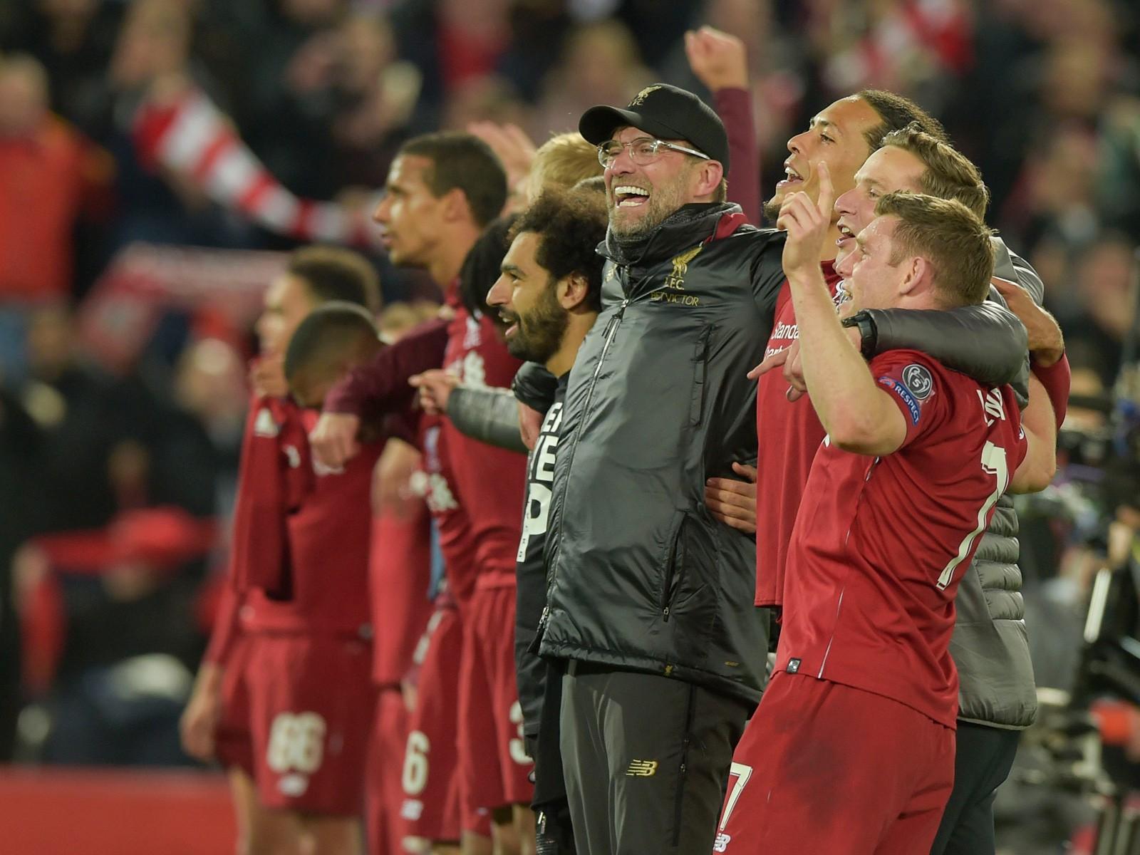 Liverpool có chức vô địch Champions League, Klopp đã hoàn thành lời hứa - Ảnh 2.