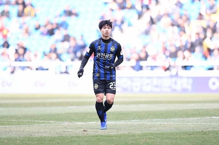 Incheon United chấm dứt hợp đồng sớm với Công Phượng - Ảnh 1.