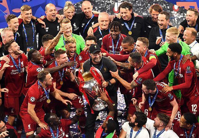 Vô địch Champions League, Liverpool qua mặt Barca - Ảnh 1.