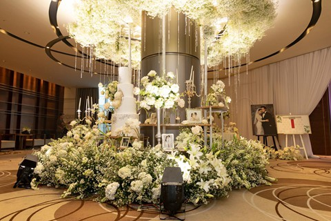 Dương Khắc Linh sáng tác ca khúc dành riêng cho vợ vào ngày cưới - Ảnh 10.