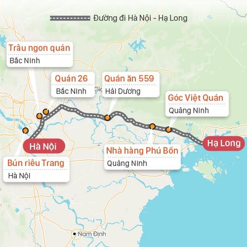 Những quán ăn ngon trên đường từ Hà Nội đi Hạ Long - Ảnh 3.