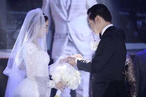 Dương Khắc Linh sáng tác ca khúc dành riêng cho vợ vào ngày cưới - Ảnh 4.