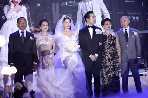 Dương Khắc Linh sáng tác ca khúc dành riêng cho vợ vào ngày cưới - Ảnh 6.