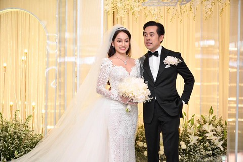 Dương Khắc Linh sáng tác ca khúc dành riêng cho vợ vào ngày cưới - Ảnh 8.